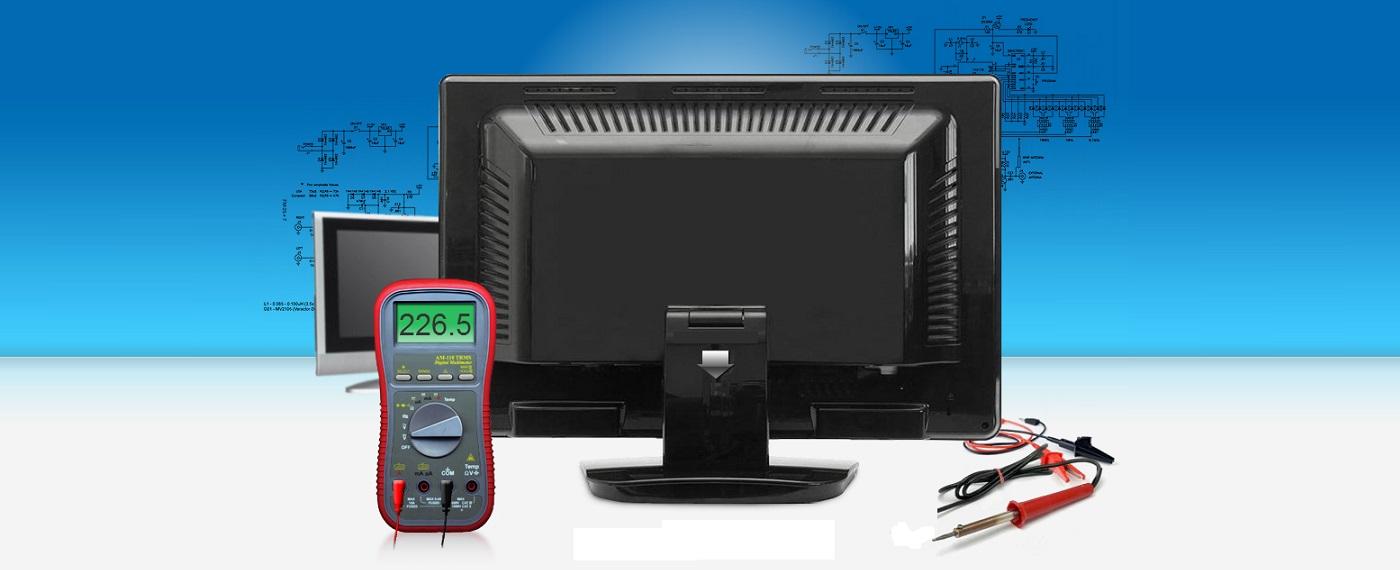 LCD tv, LED Tv, és monitor javítás